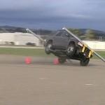 Chevrolet Blazer Rollover Propensity Testing