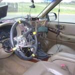 Chevrolet Blazer Rollover Propensity Testing Instrumentation